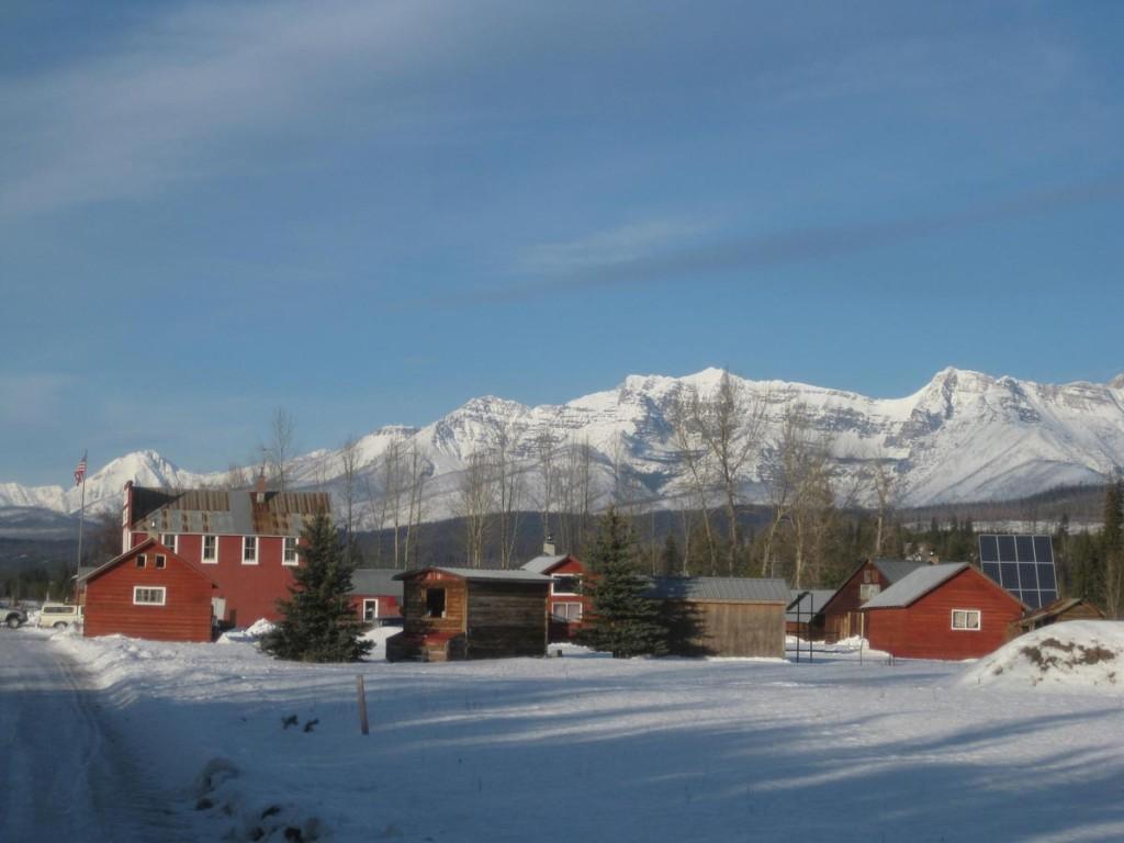 Polebridge, Montana